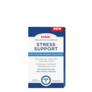 GNC PREVENTIVE NUTRITION® STRESS SUPPORT