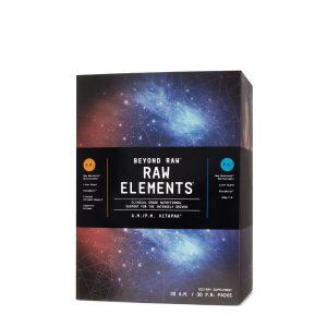 Beyond Raw® Raw Elements™ A.M./P.M. VitaPak® Program