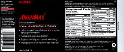 GNC Men's ArginMax®