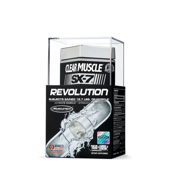 MuscleTech® Clear Muscle SX-7® Revolution