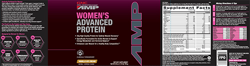 AMP Women's Advanced Protein