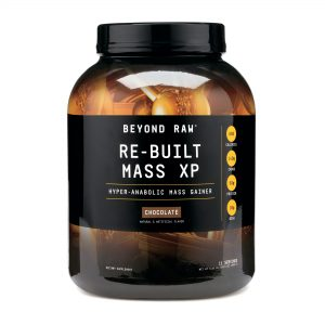 Beyond Raw® Re-Built Mass XP