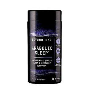 NUTRITION FACTBeyond Raw Anabolic Sleep