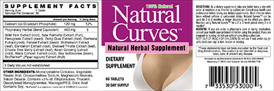 Biotech™ Corporation Natural Curves™ Breast Enhancement