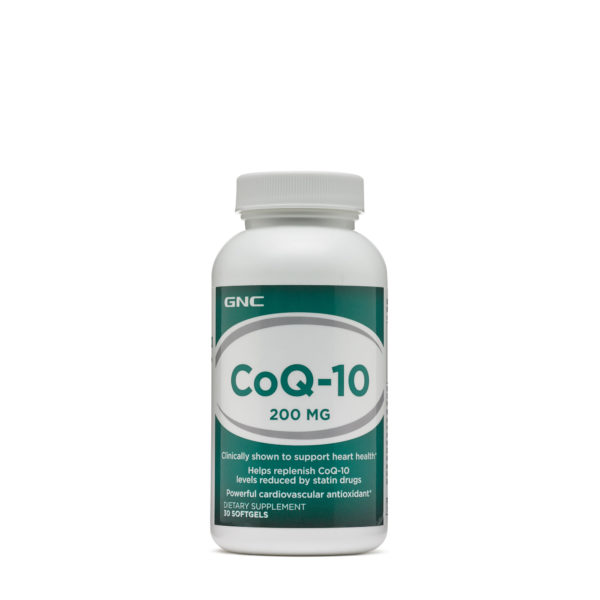 GNC CoQ-10 200 mg - 708312