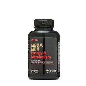 GNC Mega Men Energy & Metabolism