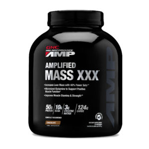 GNC Pro Performance® AMP Amplified Mass x-x-x