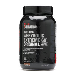 GNC Pro Performance® AMP Amplified Wheybolic Extreme 60™ Original