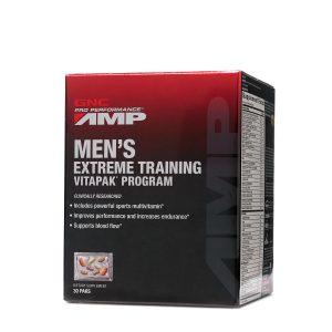 GNC Pro Performance® AMP Men's Extreme Training Vitapak® Program - 209511-1