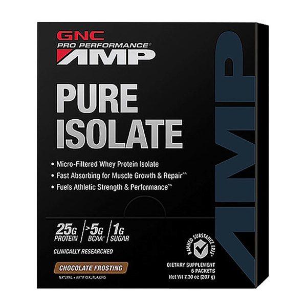 GNC Pro Performance® AMP Pure Isolate