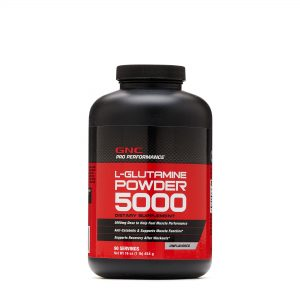 GNC Pro Performance® L-Glutamine Powder 5000