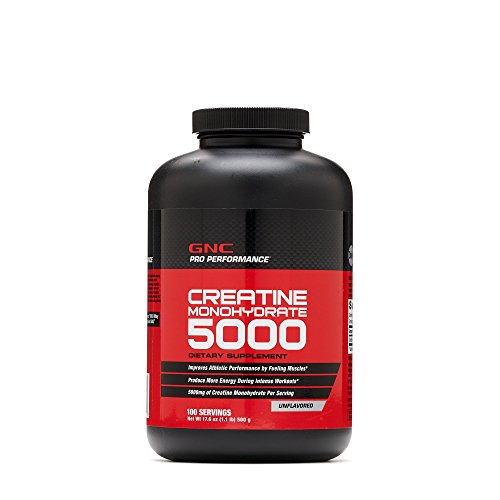 GNC Pro Performance Creatine Monohydrate – Unflavored