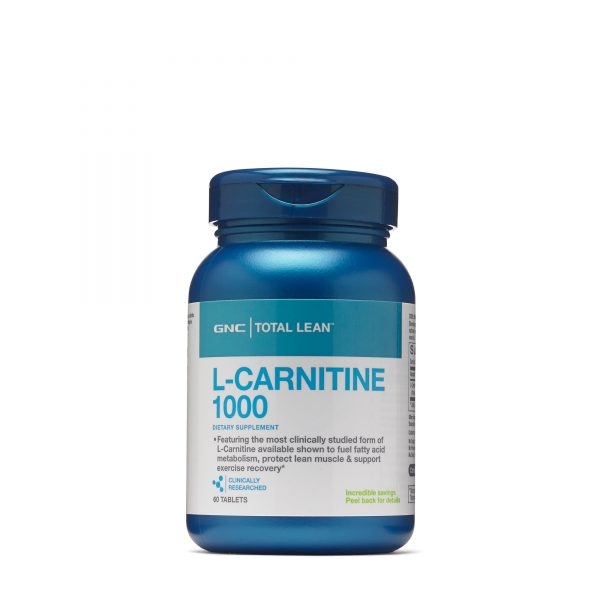 GNC Total Lean™ L-Carnitine 1000