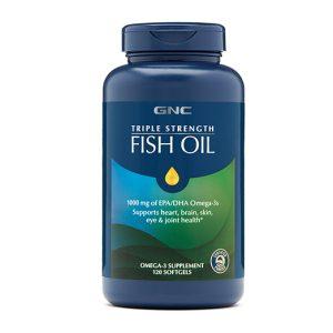GNC Triple Strength Fish Oil-735336_1
