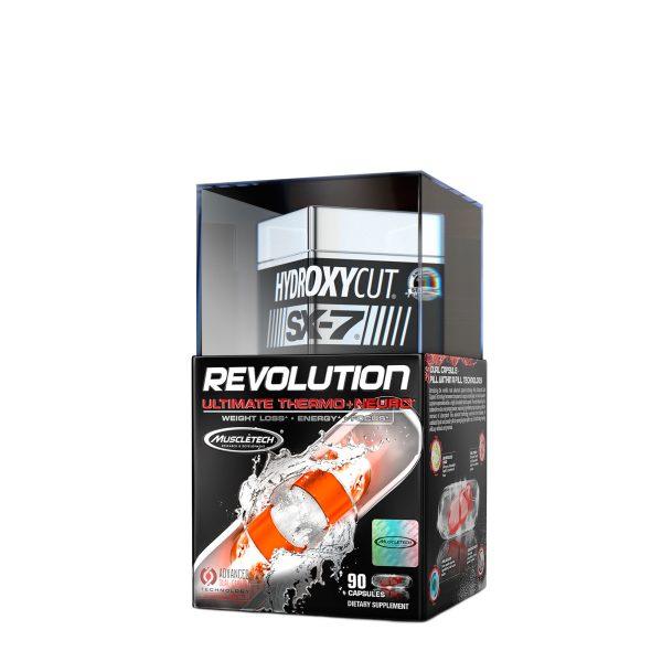 MuscleTech™ Hydroxycut® SX-7® Thermo Neuro Revolution