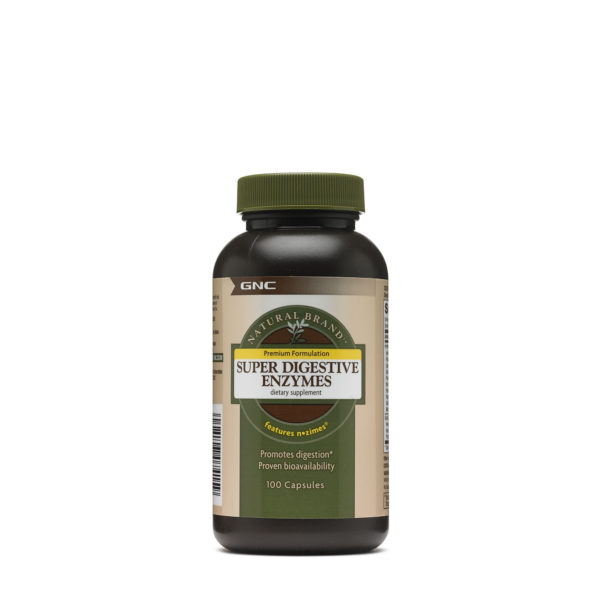 Natural Brand™ Super Digestive Enzymes - 180311-1