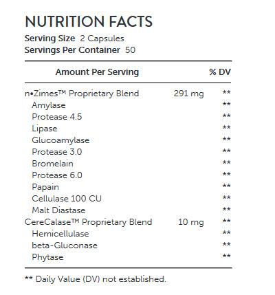 Natural Brand™ Super Digestive Enzyme