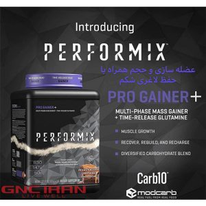 performix pro gainer+
